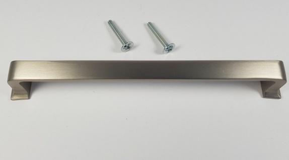 Möbelgriffe BA 160 mm Griffe Küche Türgriffe Edelstahl Optik Küchengriffe *1539