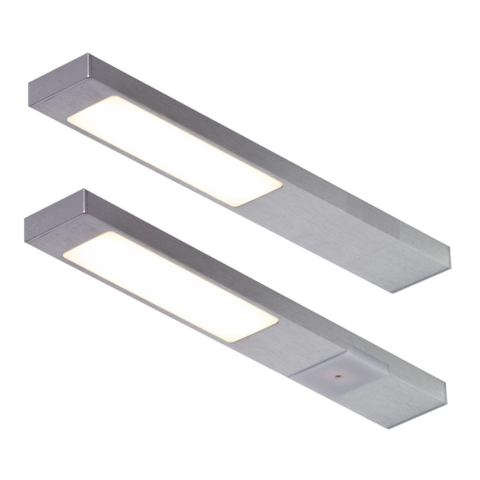 2-er Set LED Küchen Unterbauleuchte je 2, 2 W Lampenset NEOPLAN ...