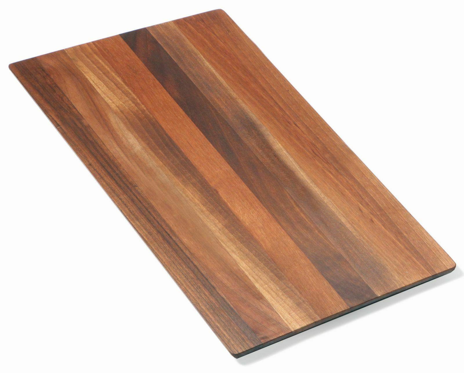 Alveus Holz Schneidbrett Nussbaum Massiv 250 X 418 Mm Für Stylux