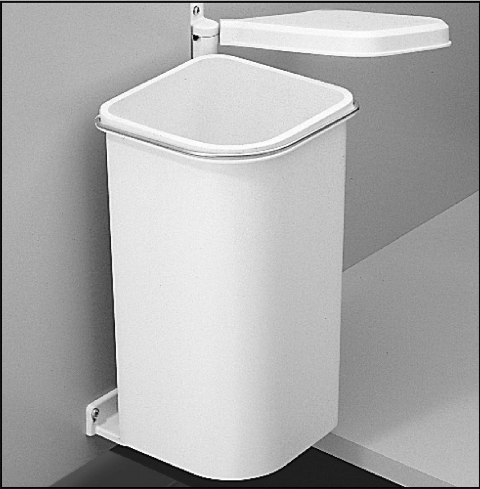 Küchen Mülleimer 5 Liter Badezimmer Kosmetikeimer Hailo Pico Abfalleimer  *47430