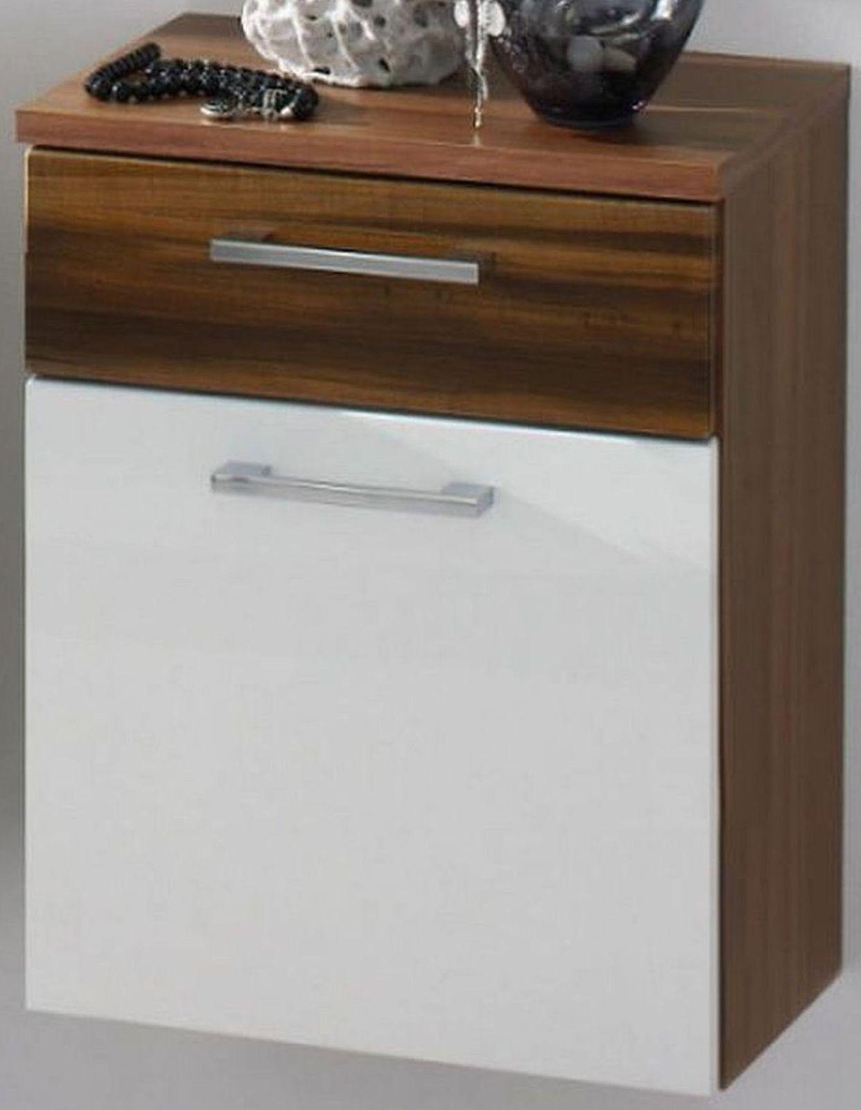 Badezimmer Badmöbel Schrank Unterschrank 40 X 53 X 30 Cm Badschrank *5877.91