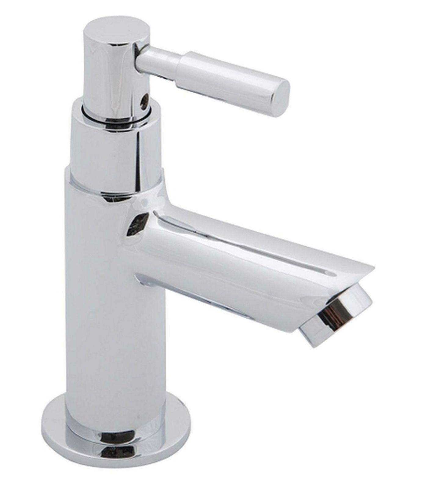 Kaltwasser Gäste WC Standventil Badezimmer Waschbecken Armatur Wasserhahn  *0466 1 ...