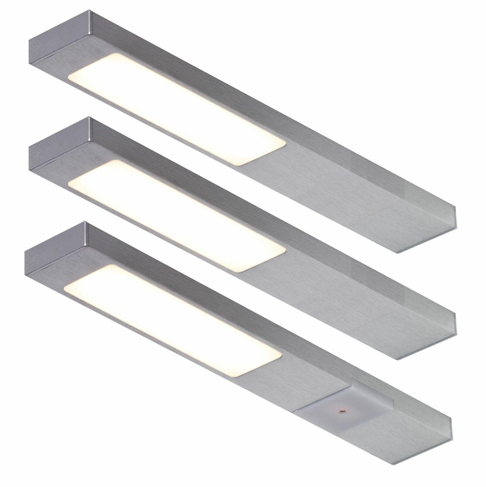 LED Unterbauleuchte Küche 3x2, 2 W Lichtfarbe (warm - kaltweiss) regelbar  *572267