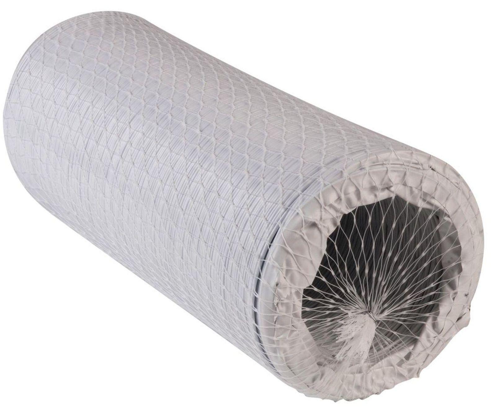Flex gewebeschlauch 100 cm abluftschlauch Ø 127 mm klimaanlage