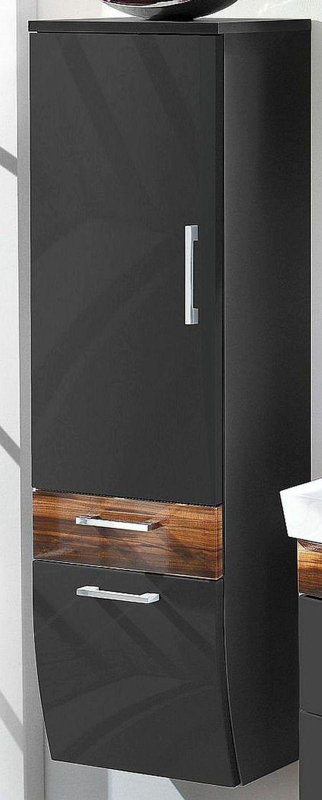 Badezimmer Hochschrank Hängend, bad hochschrank 40 cm badschrank hängend badmöbel badezimmer schrank, Design ideen