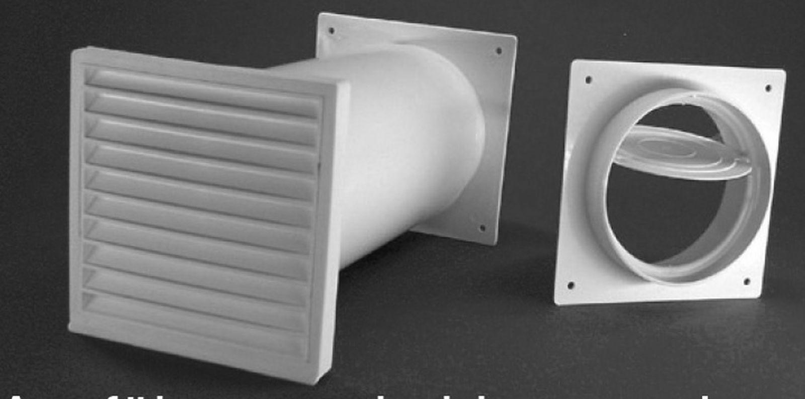 abluft dunstabzug free abluft flachkanal x mm cm. Black Bedroom Furniture Sets. Home Design Ideas