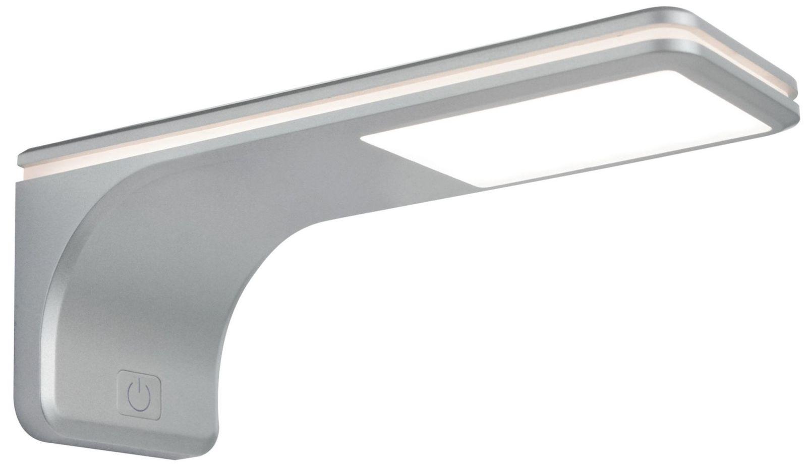 LED Licht Unterbau Küchenleuchte ERLE 3, 5 W Neutralweiss Dimmer ...