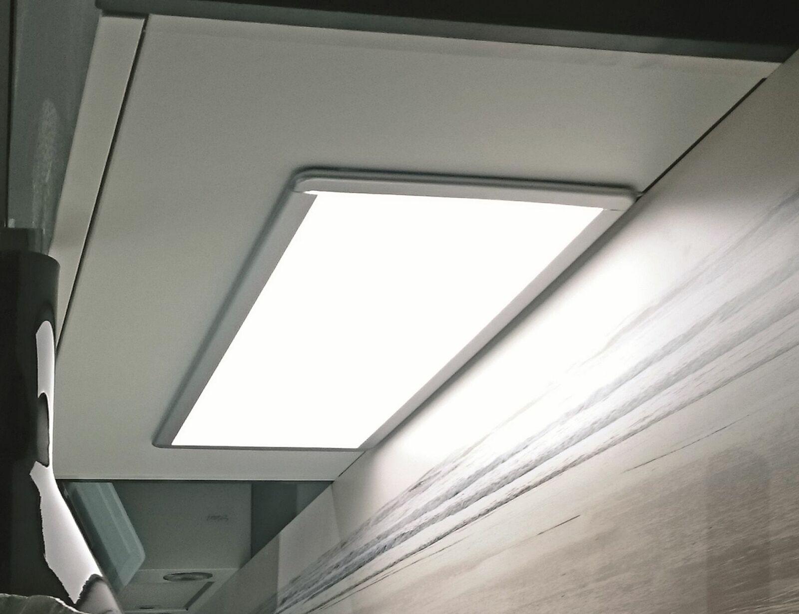 Flächen-LED Licht Panel Pine 15 W ohne Schalter Unterbauleuchte warmweiß  *30660