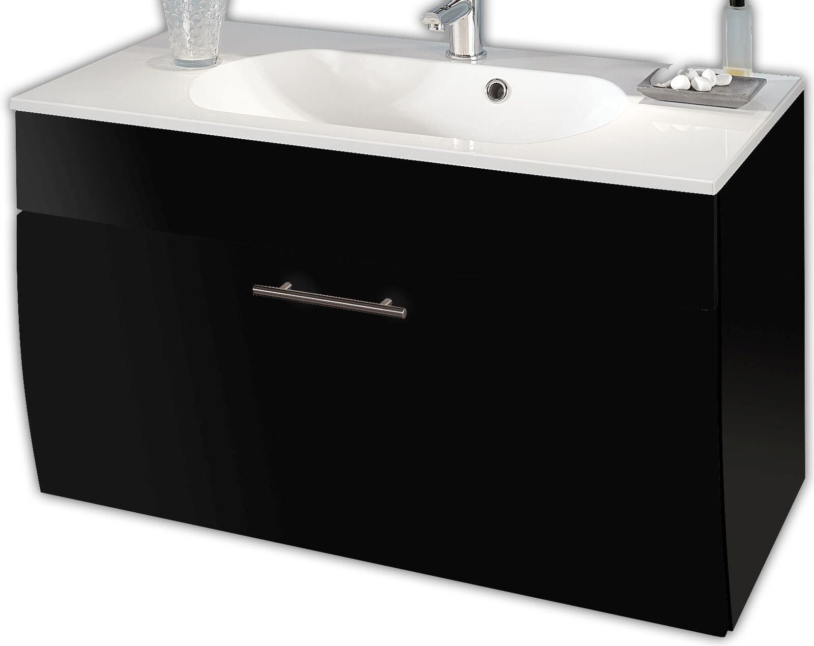 waschplatz set 90 cm waschtisch g ste bad wc badm bel waschbecken 5603 84 kaufen bei. Black Bedroom Furniture Sets. Home Design Ideas