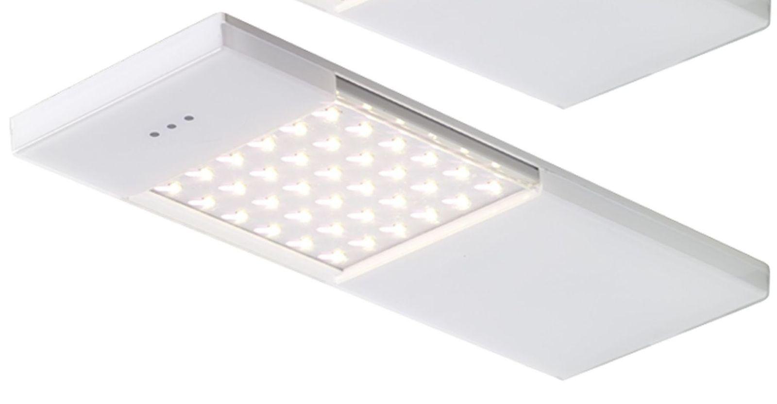 led küchen einzel unterbauleuchte samba 4 watt mit sensorschalter