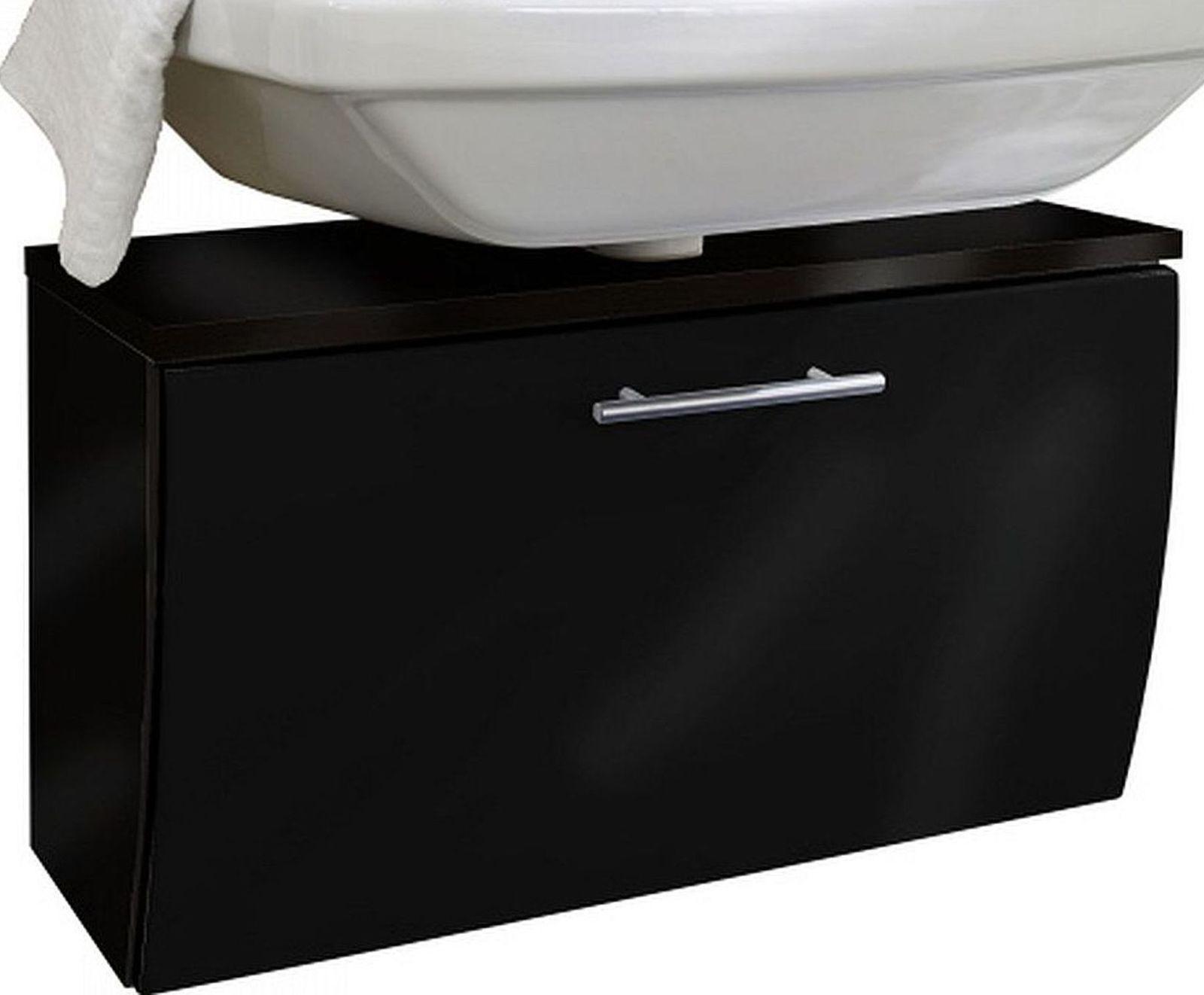 waschbeckenunterschrank 70 x 40 x 30 cm unterbau badschrank badm bel 5610 kaufen bei. Black Bedroom Furniture Sets. Home Design Ideas