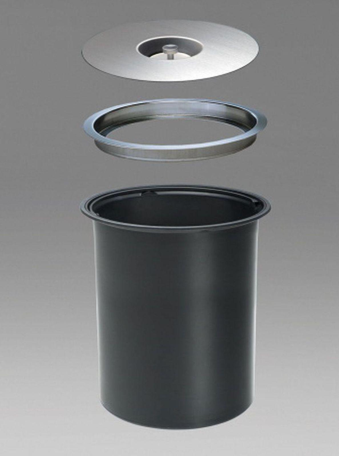 wesco mlleimer 50l best wesco abfalleimer treteimer. Black Bedroom Furniture Sets. Home Design Ideas