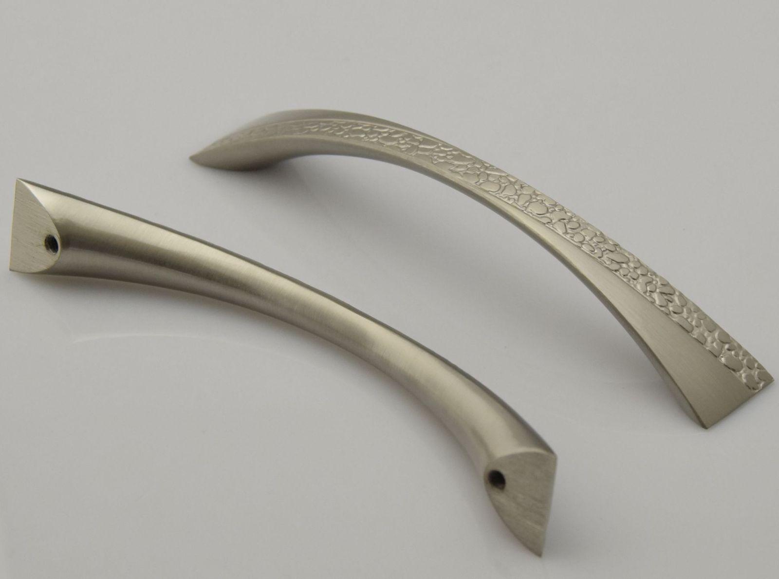Griffe kuche 128mm edelstahl for Mobelgriffe edelstahl 128 mm