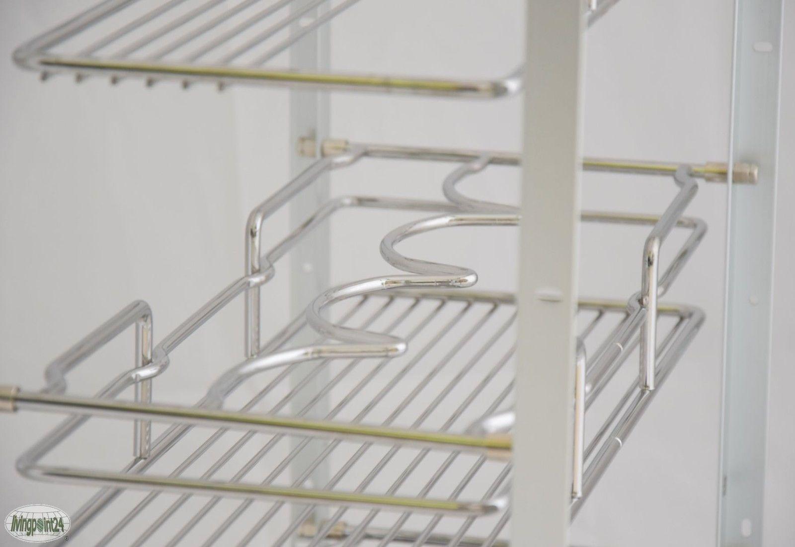 k che schrankauszug 3 k rbe runddraht chrom auszugsd mpfung teleskopf hrung 035 kaufen bei. Black Bedroom Furniture Sets. Home Design Ideas
