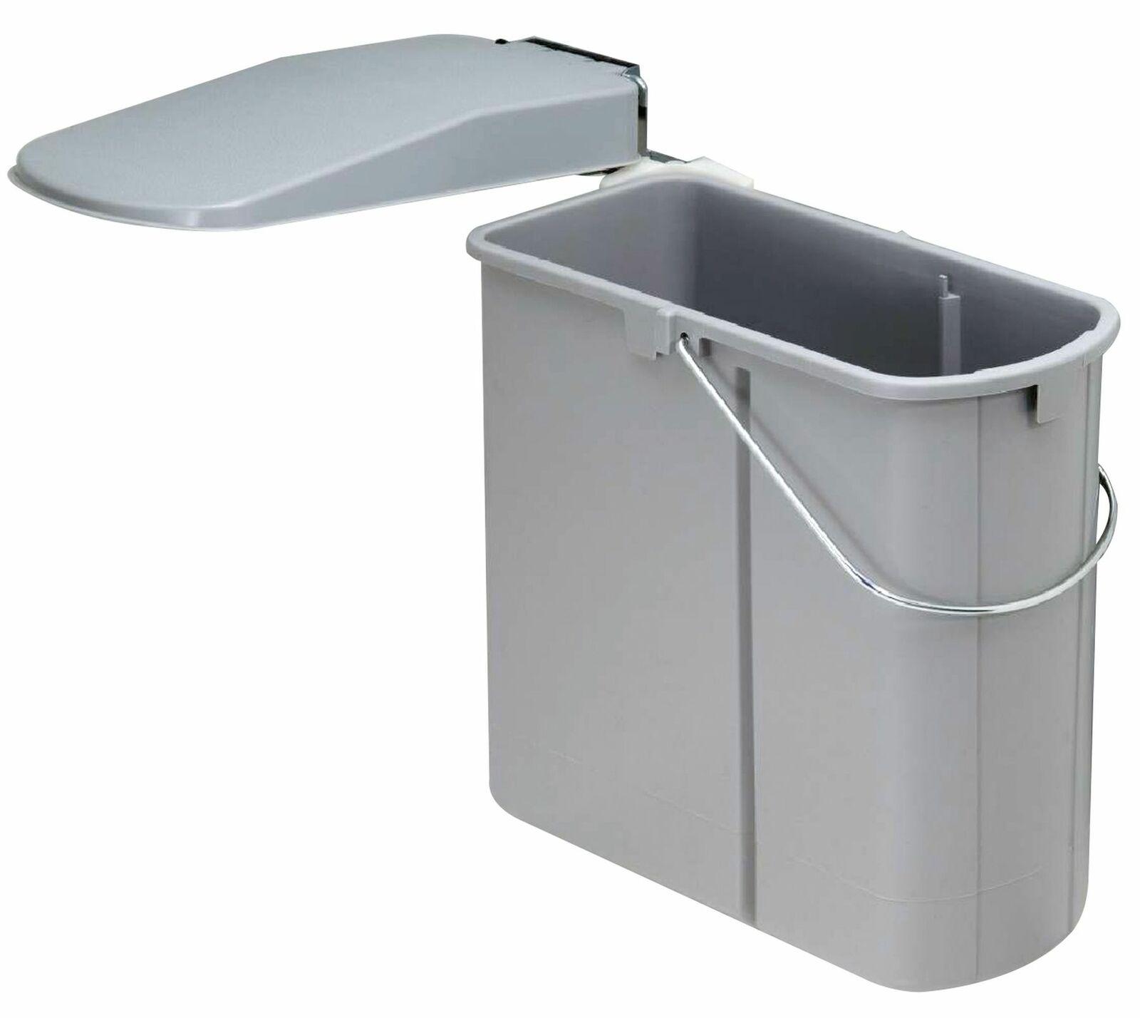 Einbau-Mülleimer Küche 19 L Wesco Abfalleimer Müllsammler schwenkbar *514724