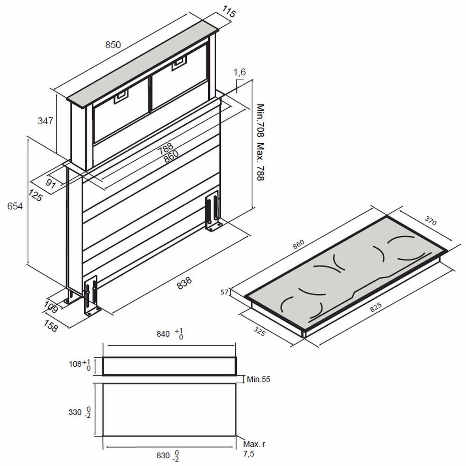 edelstahl abzugshaube trendy edelstahl reinigen with. Black Bedroom Furniture Sets. Home Design Ideas