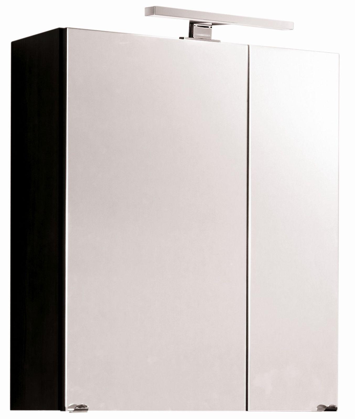 Bad led spiegelschrank 60 x 68 x 22 cm schalter stecker - Spiegelschrank bad 60 cm ...