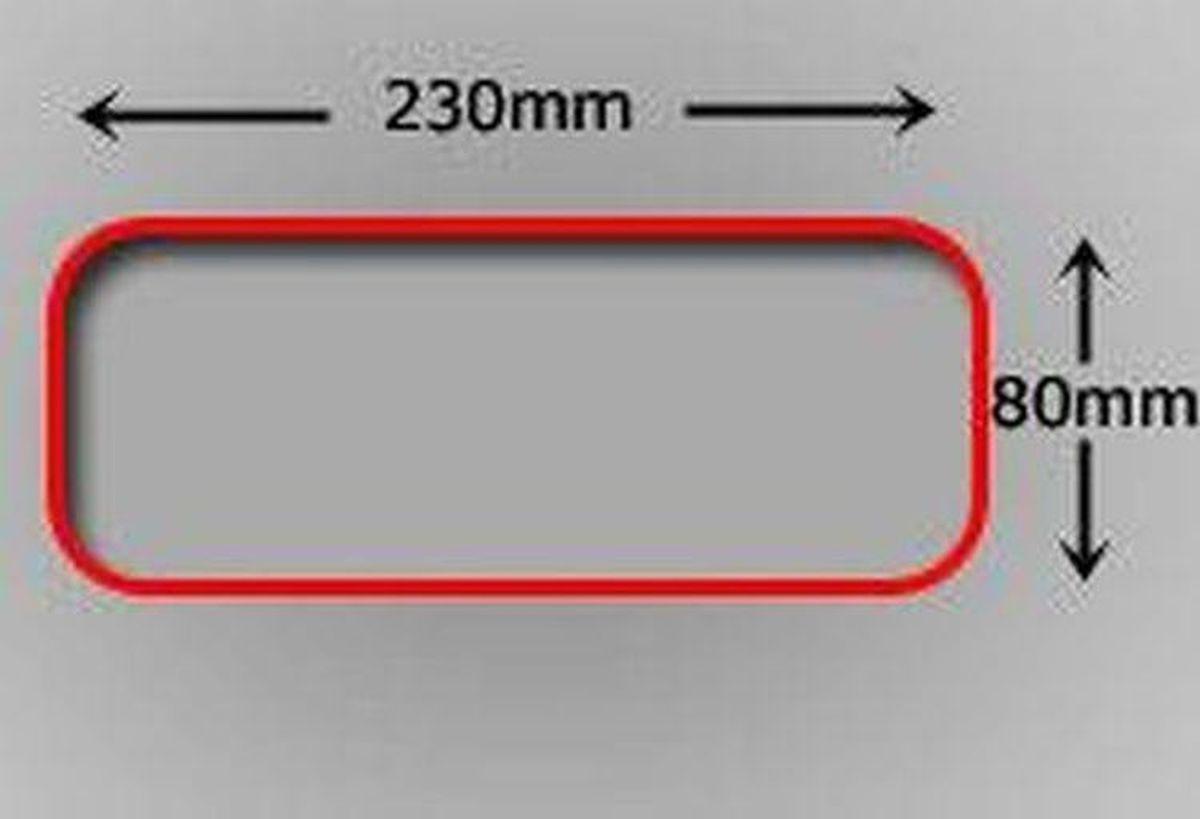 flachkanal 230 x 80 mm adapter flexibel 40 cm abluftkanal flexschlauch 529155 kaufen bei. Black Bedroom Furniture Sets. Home Design Ideas