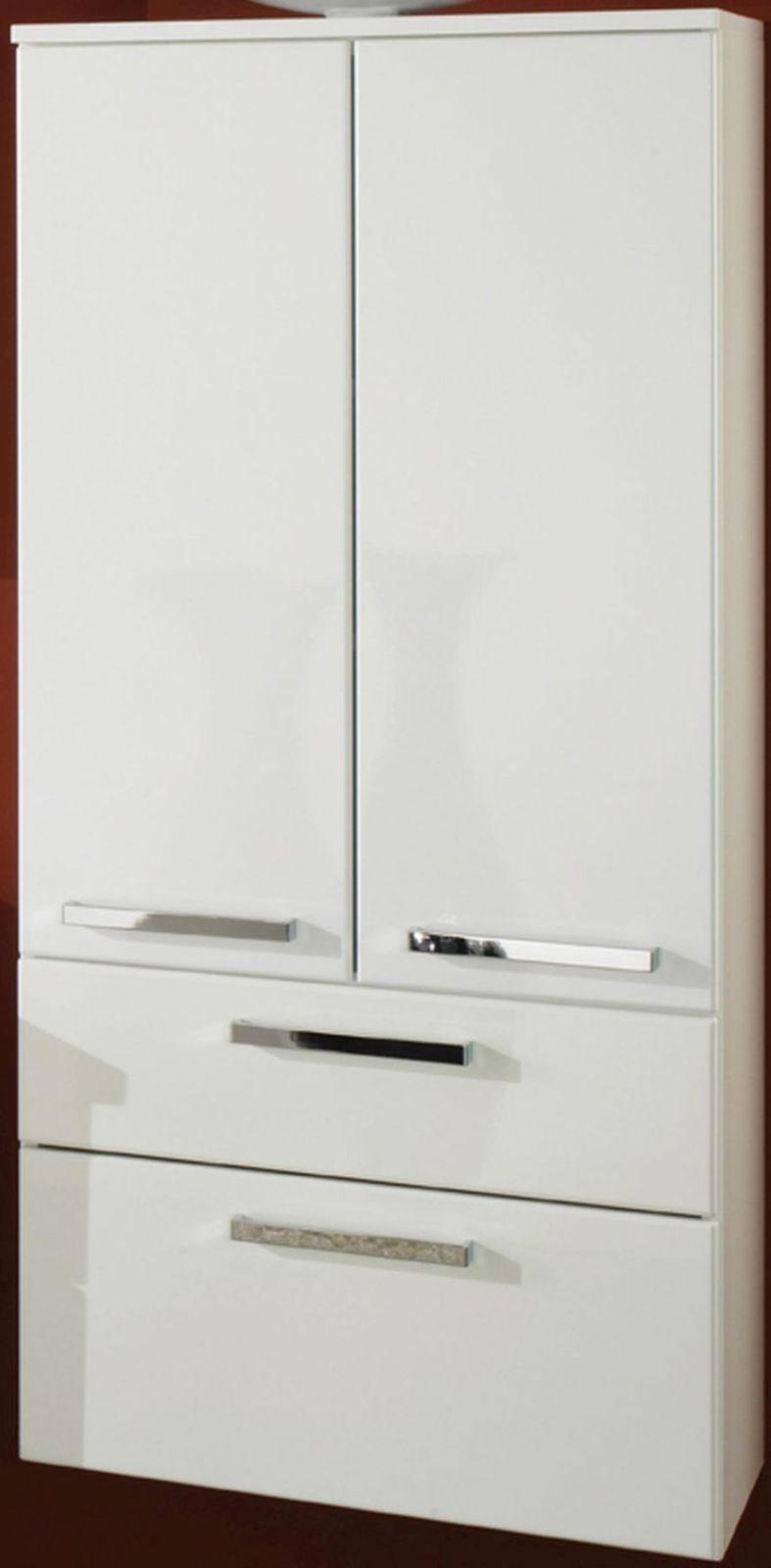 bad hochschrank 131 x 60 x 32 cm midischrank badm bel badschrank hs ram breit kaufen bei. Black Bedroom Furniture Sets. Home Design Ideas