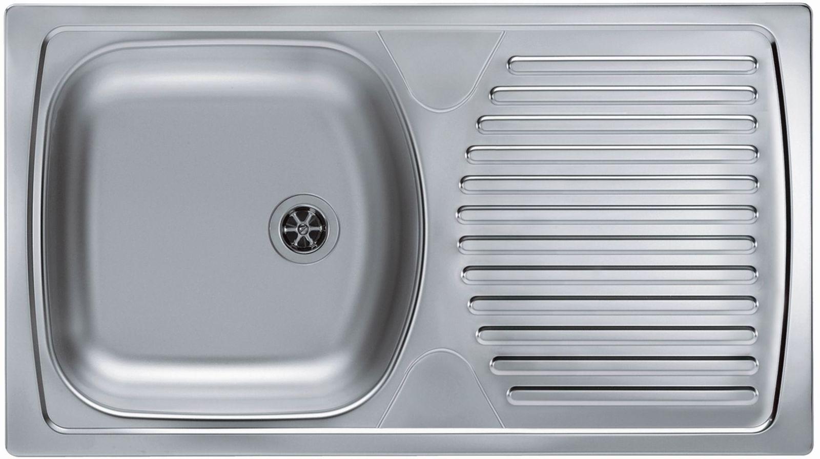 Alveus Einbau Campingspüle 780 x 435 mm Küchenspüle Abwaschbecken ...