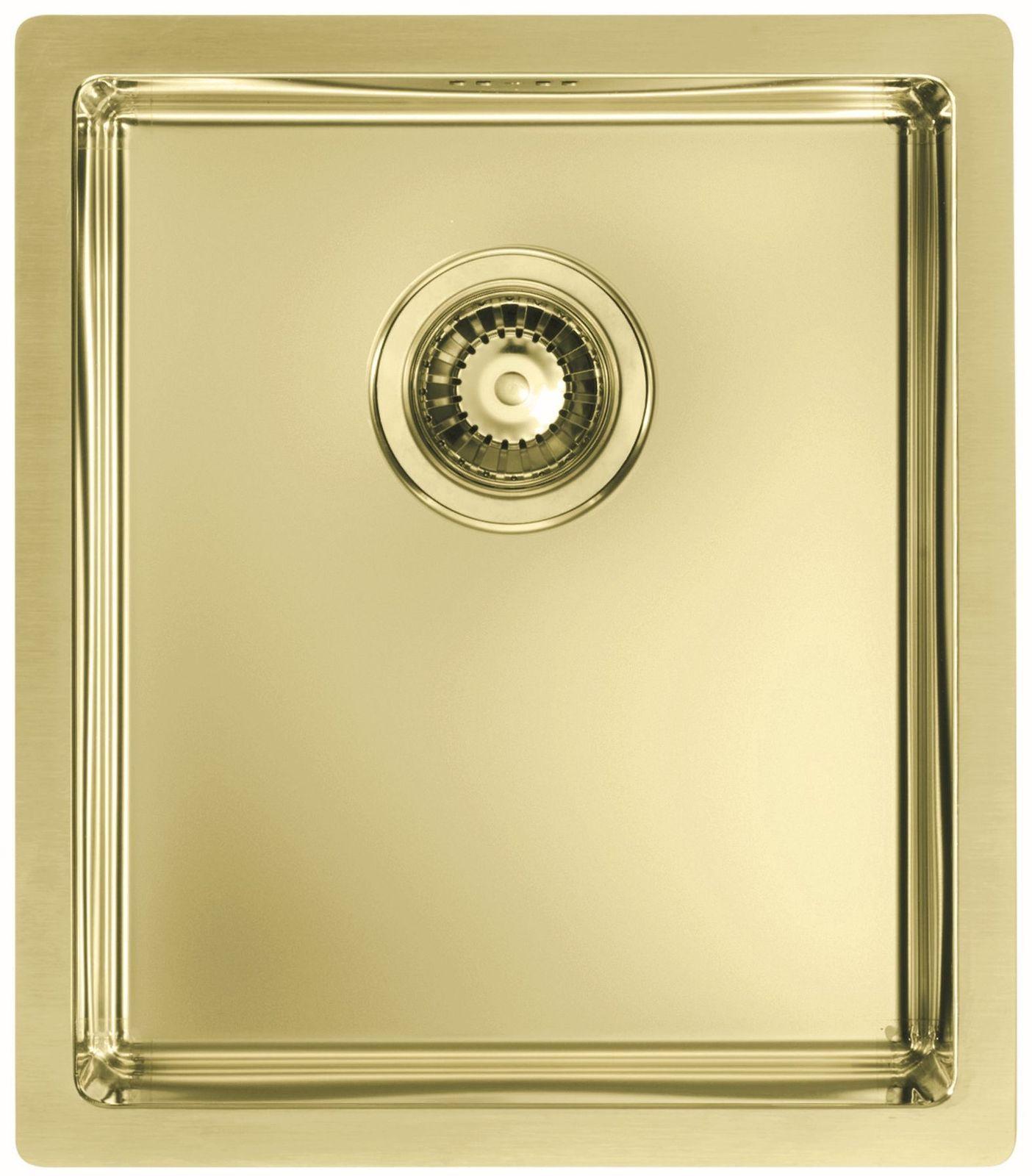 alveus k chen einbausp le anthrazit gold kupfer abwasch sp lbecken mon qua 20 kaufen bei. Black Bedroom Furniture Sets. Home Design Ideas
