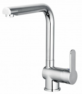 Spültisch Küchenarmatur Wasserhahn Einhandmischer DORA Schwenkauslauf *1020