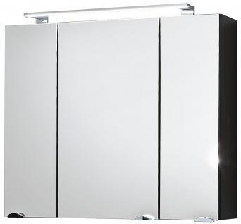 Badezimmer LED Spiegelschrank 80 cm Badspiegel Schalter Stecker Box *5681-84