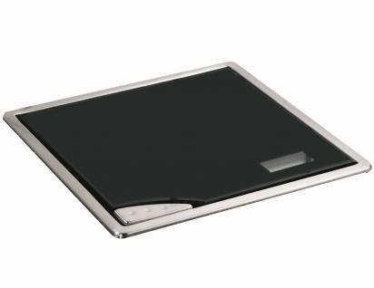Einbau-/Küchenwaage Glas Edelstahl 210 x 210 mm Digitalanzeige max 5 kg *532575 - Vorschau 1