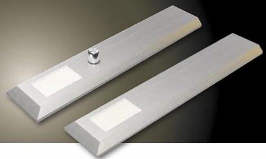 LED Küchen-/Unterbauleuchte je 6 Watt 2-er Set Möbellampe dimmbar Licht *539413
