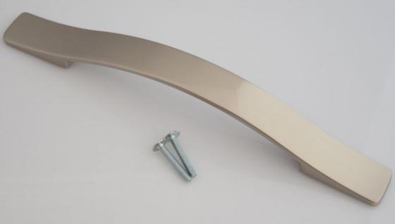 Kommoden Tür Möbelgriff BA 160 mm Schrank Küchengriff Schubladen Bogengriff *633