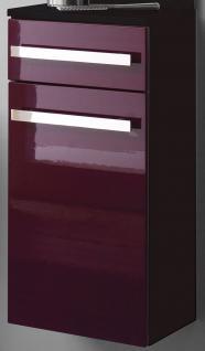Bad Unterschrank 35 x 75 x 30 cm Badschrank aufgebaut Badmöbel *US-Dan-Ant/Bro