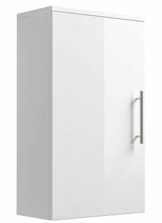 Badezimmer Hängeschrank 35 x 62 cm Badschrank Salona Wandschrank Hänger *5608
