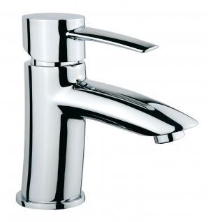 Badarmatur Wasserhahn SINAR Einhebel-/Einhandmischer Messing massiv Chrom *0720