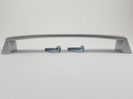 Möbelgriffe BA 160 mm Küchengriffe Chrom matt Schubladen Tür Schrankgriff *9016