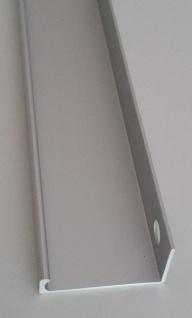 Schrankgriff Schubladengriff Silber eloxiert 793 mm Möbelgriff Aluminium *1086