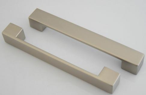 Küchengriffe Schrankgriff BA 160 mm Möbelgriffe Edelstahl Optik Türgriff *626-07 - Vorschau 2