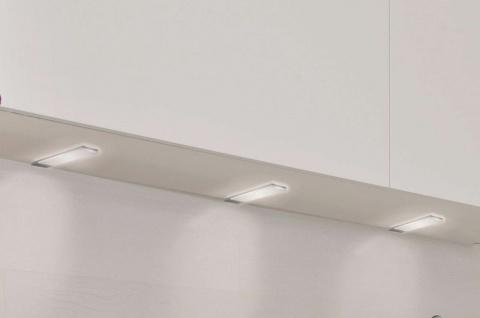 LED 3-er Set Küchen Möbel Unterbauleuchte 3 x 3, 4 W Lampe dimmbar Sensor *30581