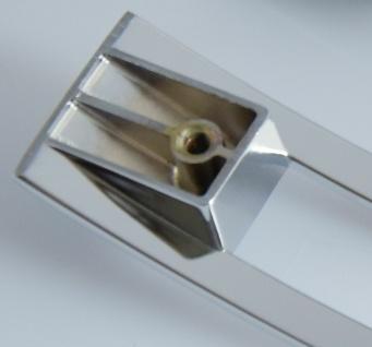 Schrankgriffe Möbelgriffe Spangengriffe BA 128 mm Verchromt Bogengriffe *645-04 - Vorschau 4