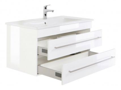 Waschplatz mit Unterschrank 100cm Villeroy & Boch Waschtisch Venticello Badmöbel