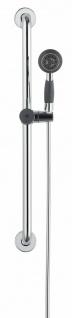 Duschstange 80 cm Dusche Brausestange Duschset Duschsystem Brauseset chrom *0805