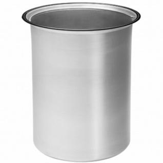 Wesco Aluminium Ersatzeimer für Ergomaster 5 Liter Komposteimer Bioeimer *801451