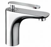 Bad-/Waschtischarmatur OLA Einhand-/Einhebelmischer Waschbecken Wasserhahn *0484