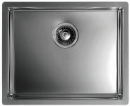 Alveus Küchenspüle 550x450 mm Einbauspüle Spüle Anthrazit Spülbecken *1103383