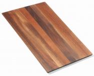 Alveus Holz Schneidbrett Nussbaum massiv 250 x 418 mm für Stylux Spüle *1080029