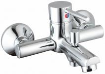 Badewannen Armatur SIGNA Einhandmischer Wasserhahn Chrom Wannenfüllarmatur *8911