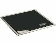 Einbau Küchenwaage Glas Edelstahl 210 x 210 mm Digitalanzeige max 5 kg *532575