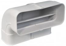 Dunstabzug Flachkanal 222 x 89 mm Vertikal Bogen 90° senkrecht optimAiro *562527