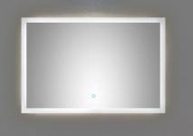 Badezimmer Wand LED Spiegel EMOTION 90 x 60 cm Touch Bedienung 34 W 4500 K *9060