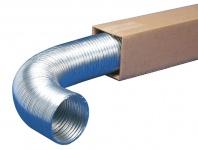 Trockner Abluftschlauch Ø 125 mm Aluminuim Schlauch 3, 0 m Flexschlauch *51115