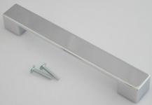 Küchengriff BA 160mm Schrankgriff Möbelgriff Verchromt Möbelgriffe Griff *626-04